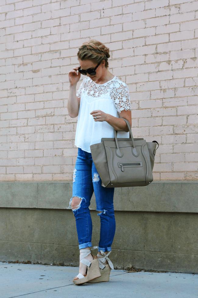 white-lace-crochet-fashion