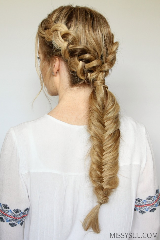 double-dutch-fishtail-braid-summer-hairstyle