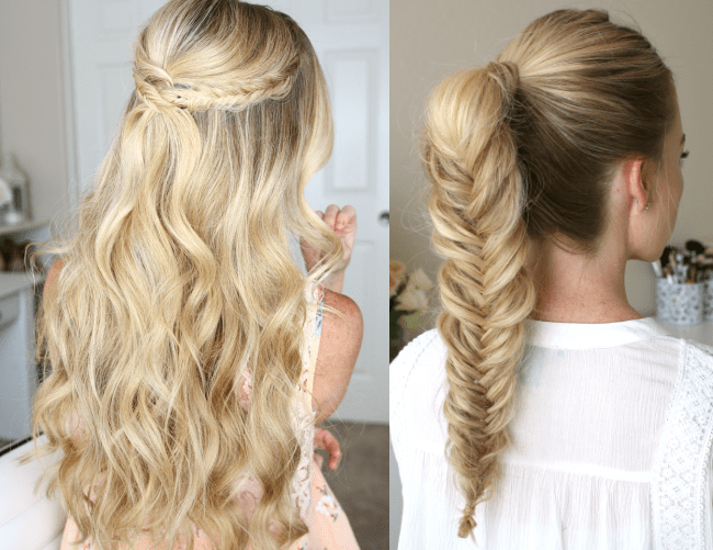 3 New Back To School Hairstyles Missy Sue