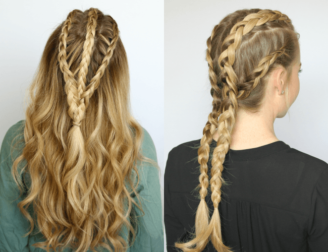 3 Edgy Hairstyles Missy Sue