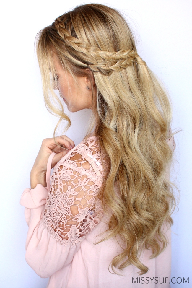 half-up-braids-hairstyles