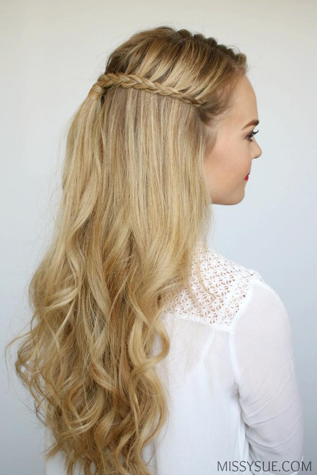 Surprising Dutch Braids Missy Sue Hairstyle Inspiration Daily Dogsangcom