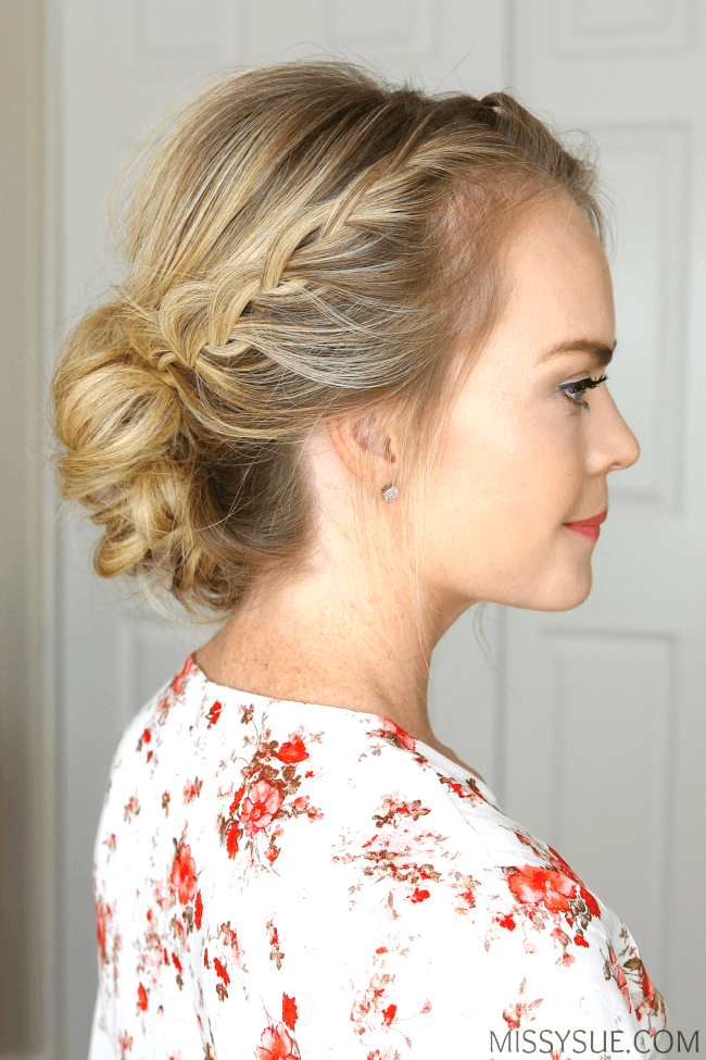lace-braid-low-bun-bridal-style