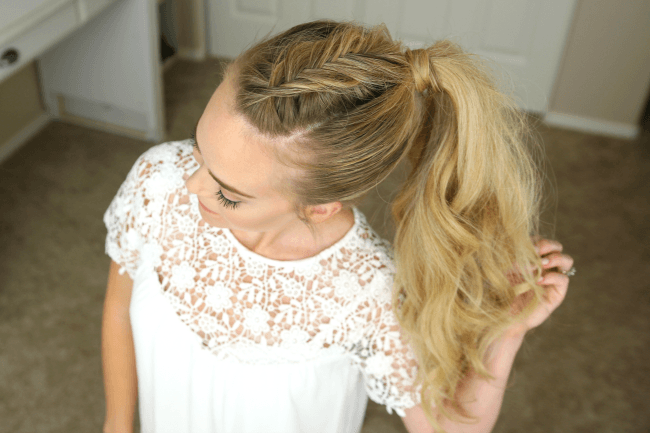 dutch-fishtail-mohawk-braid-ponytail