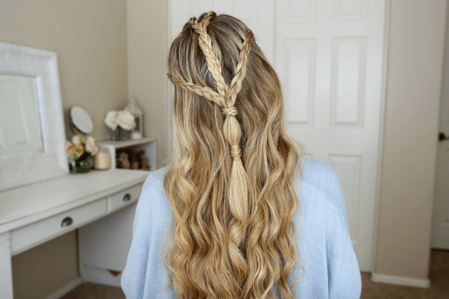 Game Of Thrones Halloween Hairstyle Missy Sue