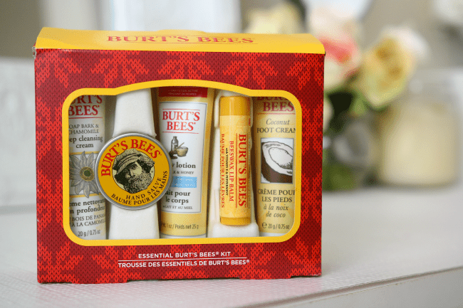 burts-bees-essentials-kit