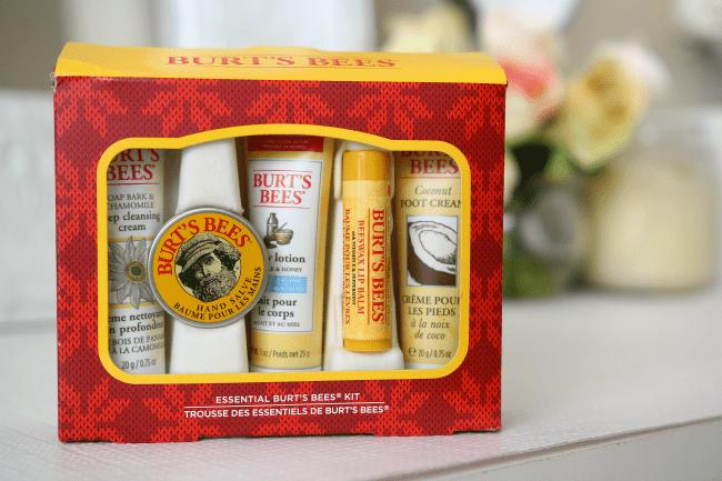 burts-bees-essentials-kit