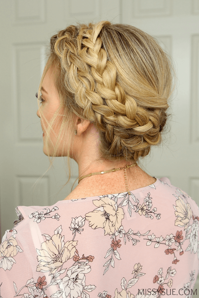 Surprising Updos Hairstyles For Women Draintrainus