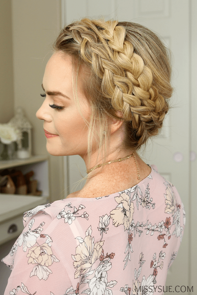 double-heidi-braids-hairstyle-tutorial