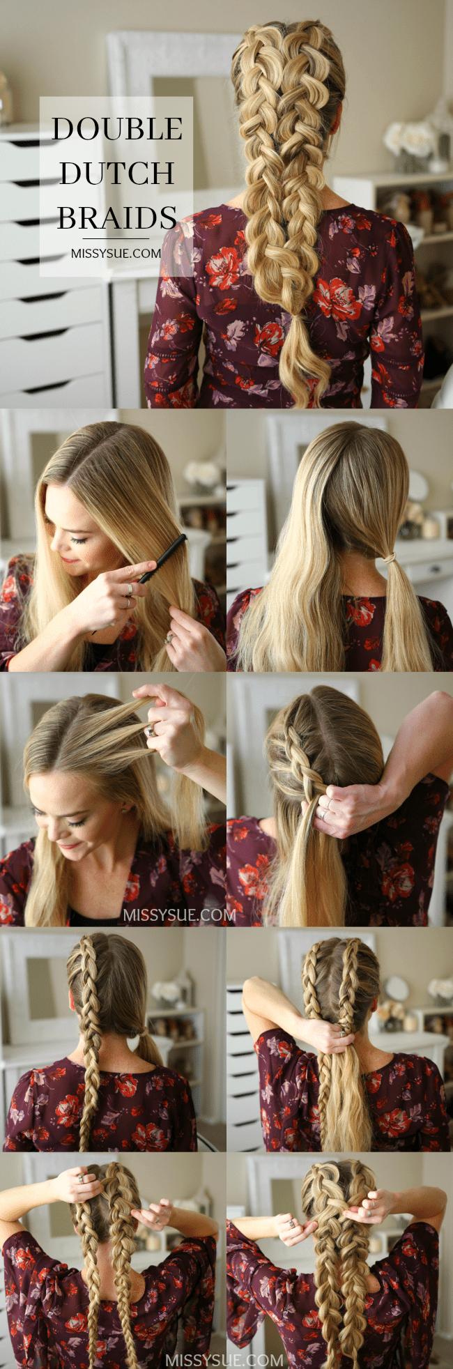 double-dutch-braids-hair-tutorial-2