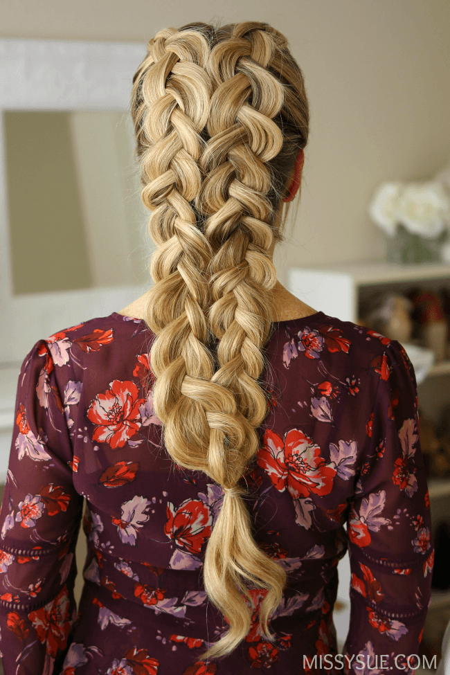double-dutch-braids-hairstyle-tutorial