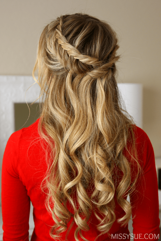 half-up-fishtail-braids-hair-tutorial