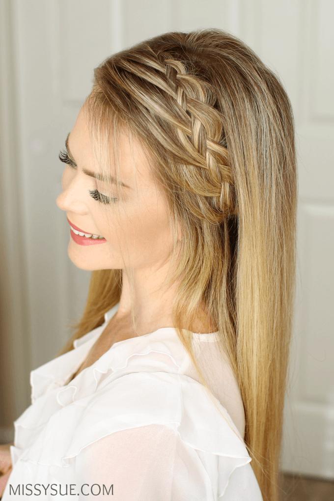 Fotos de modelos con pelo corto medium hair with bangs - Peinados de fiesta media melena ...