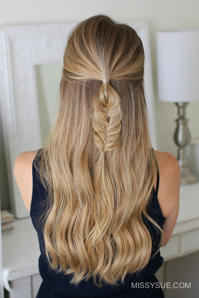 9 Easy Travel Hairstyles Missy Sue