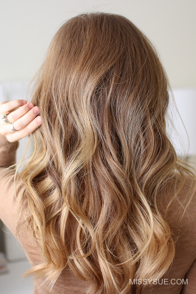 Easy, Everyday Curls