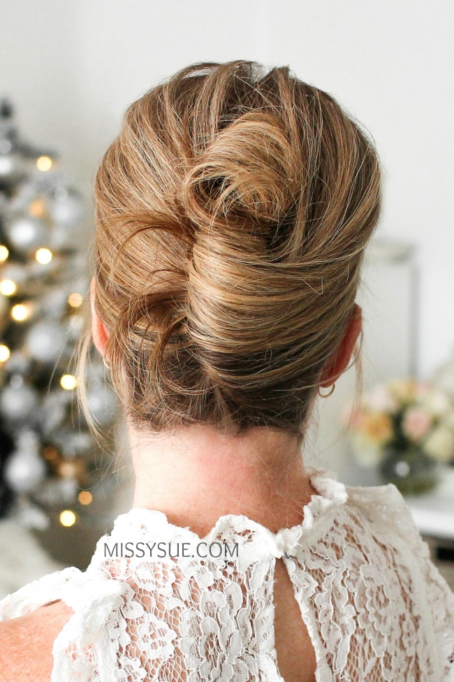 2 Holiday Hairstyles