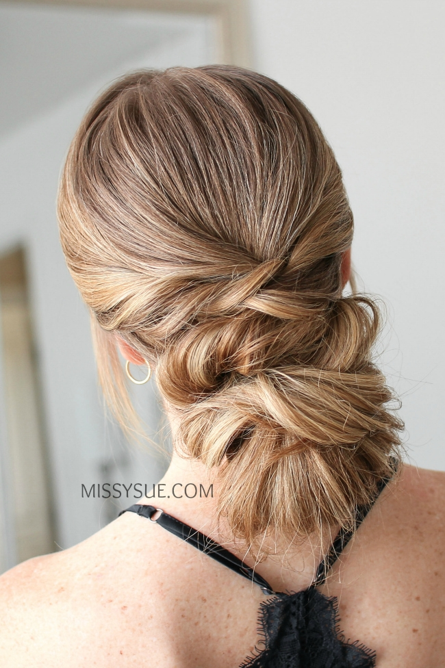 3 Twisted Hairstyles