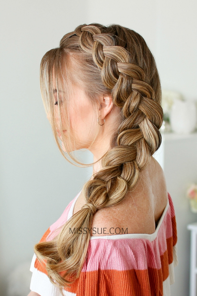 Dutch Facet Braid